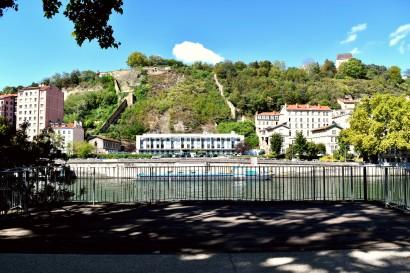 Vue de la Saône